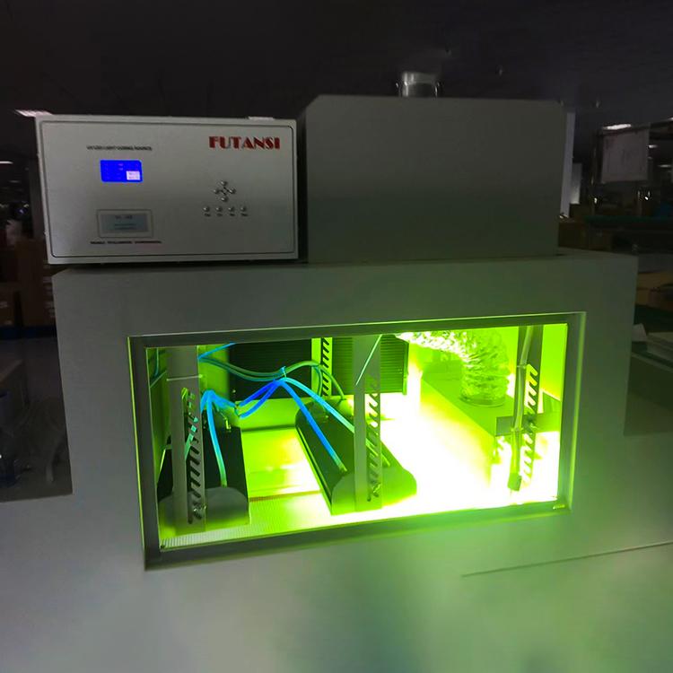 扬声器UV胶水固化设备-UVLED面光源